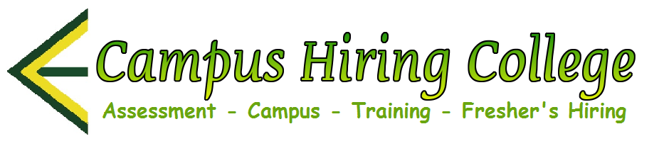 Campus Hiring – Freshers Hiring for Comuter Science, EC, Mehanical, Civil, MBA and other profiles
