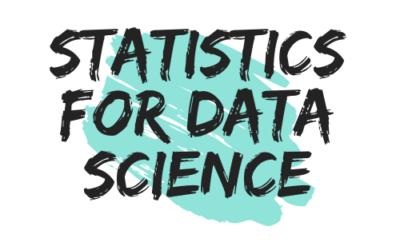 Statistics for Data Science