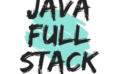 Java Full Stack Developer Course